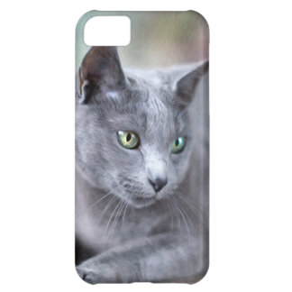 Russian Blue Case For iPhone 5C
