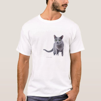 Russian Blue Cat T-Shirt
