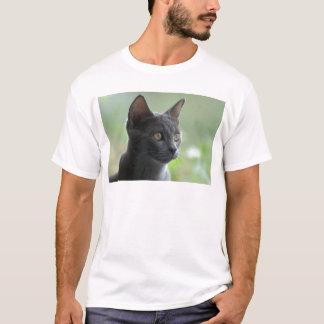 Russian Blue Cat T-Shirt