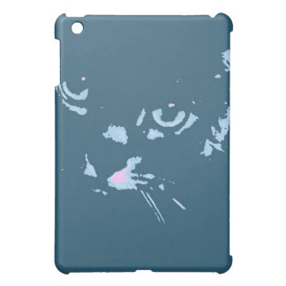 Russian Blue Pop Art Cover For The iPad Mini