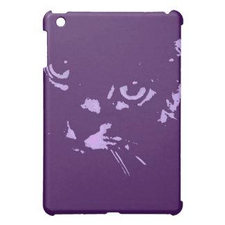 Russian Blue Pop Art iPad Mini Cover