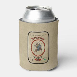 Russian Bogatyr Beer Can Cooler