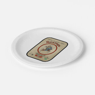 Russian Bogatyr Beer Paper Plate