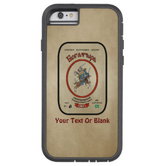 Russian Bogatyr Beer Tough Xtreme iPhone 6 Case