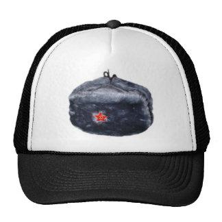 Russian cap trucker hat