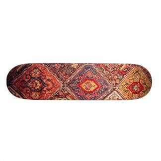 russian carpet skateboard deck