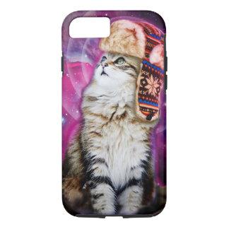 russian cat in space iPhone 8/7 case