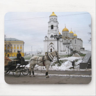 Russian Cathedral Mouse Pad