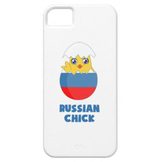 Russian Chick, a Girl from Russia iPhone 5 Cases