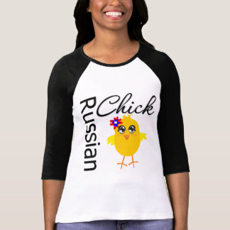 Russian Chick T-shirts