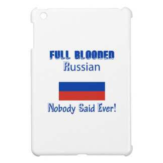 russian citizen design iPad mini cover