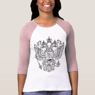 Russian Coat of Arms of The Russian Federation T-shirts