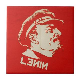 Russian Communist Leader Lenin Ceramic Tile