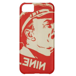 Russian Communist Leader Lenin iPhone 5C Cover