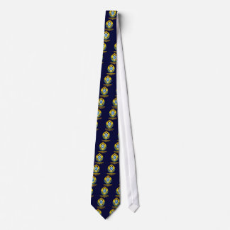Russian Counter-Intelligence Neck Tie