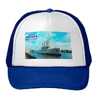Russian Cruiser Aurora Trucker Hat