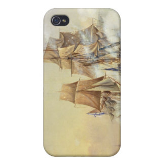 Russian Cutter Mercury iPhone 4 Covers
