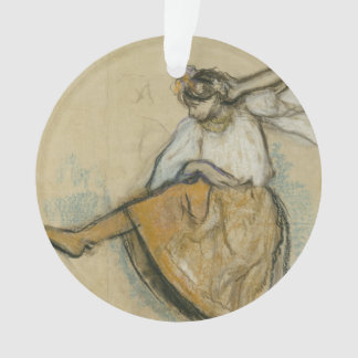 Russian Dancer by Edgar Degas