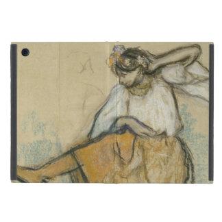 Russian Dancer by Edgar Degas Case For iPad Mini