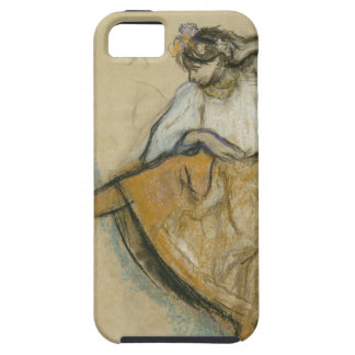 Russian Dancer by Edgar Degas iPhone SE/5/5s Case