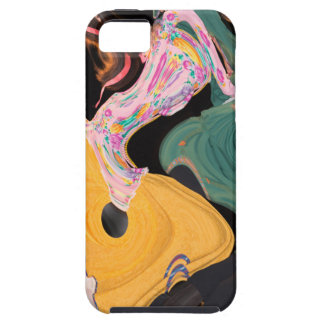 Russian dancers abstract iPhone SE/5/5s case