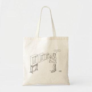 Russian Doll Cartoon Bag
