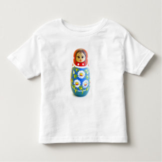 Russian Doll Toddler Tee