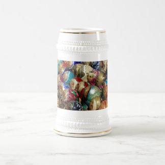 Russian dolls beer stein