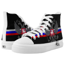 Russian double eagle High-Top sneakers