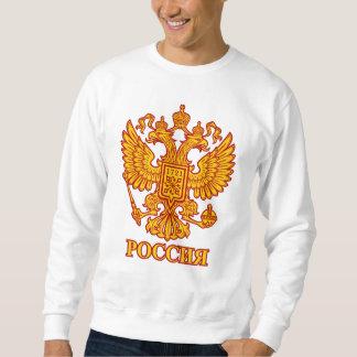 Russian Double Headed Eagle Emblem Sweatshirt