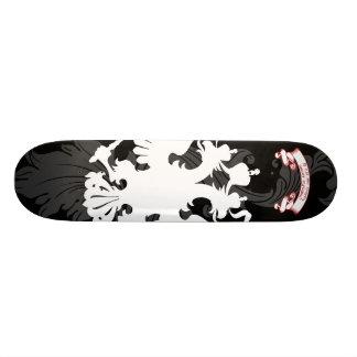 Russian Eagle Skateboard Deck