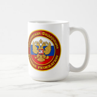 Russian Emblem Coffee Mug
