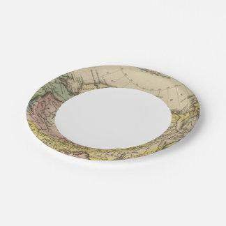 Russian Empire 2 Paper Plate