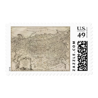 Russian Empire 2 Postage Stamp