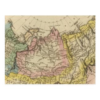 Russian Empire 2 Postcard