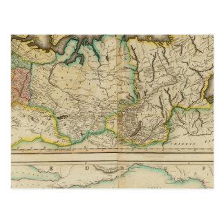 Russian Empire 5 Postcard
