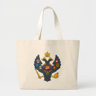 Russian Empire Coat of Arms Tote Bag