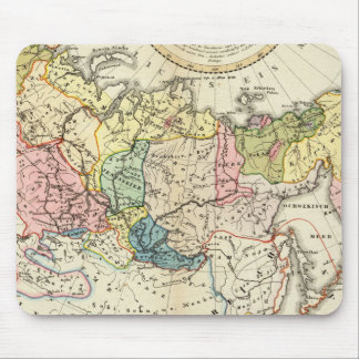 Russian Empire Ethnography Mouse Pad