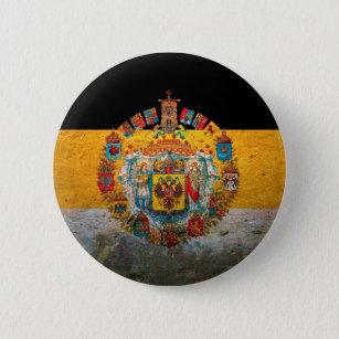 Russian Empire Flag Button