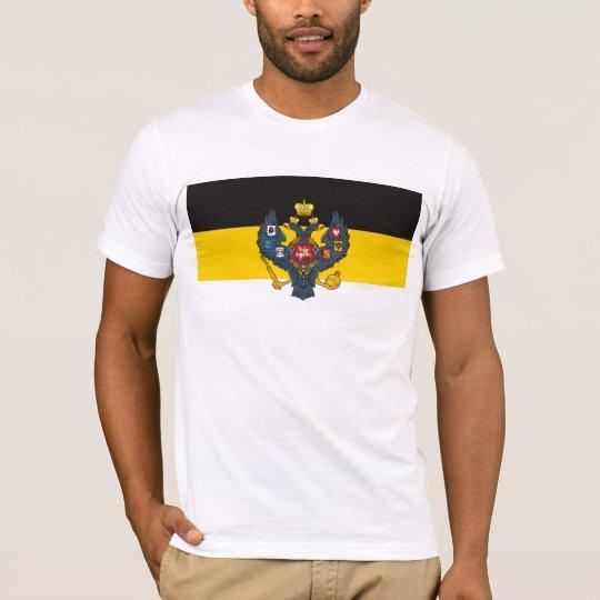 Russian Empire Flag T-shirt