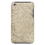 Russian Empire, in Europe and Asia iPod Case-Mate Case