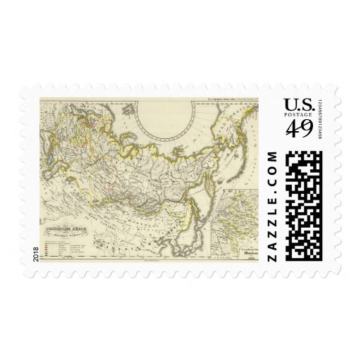 Russian Empire Stamps
