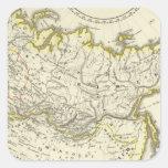Russian Empire Stickers