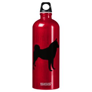 Russian-European Laika Aluminum Water Bottle