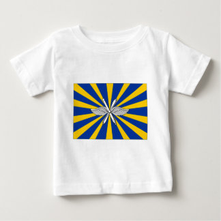 Russian Federation Air Force Flag Baby T-Shirt