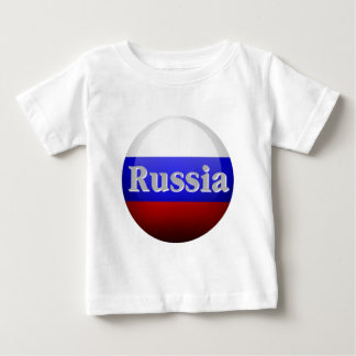 Russian Federation Baby T-Shirt