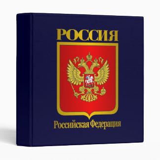 Russian Federation COA Binder
