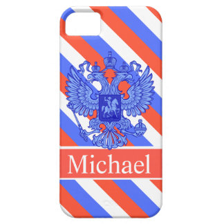 Russian Federation iPhone SE/5/5s Case