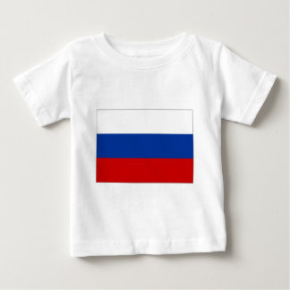 Russian Federation National Flag Baby T-Shirt
