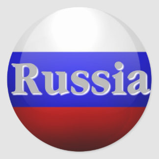 Russian Federation Stickers